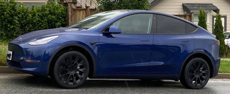 Tesla model y south surrey