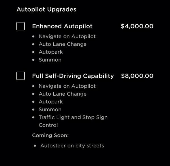 Enhanced autopilot returns