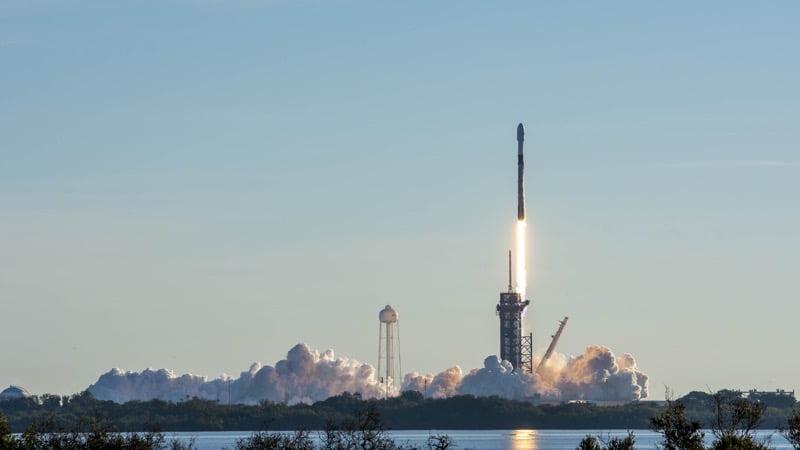 Falcon 9 8th launch