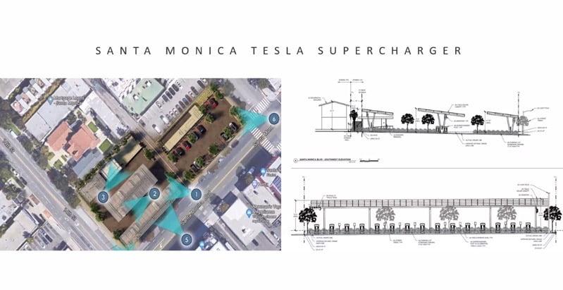 Santa monica supercharger