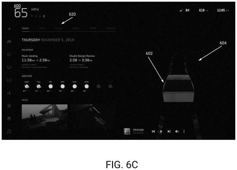Cybertruck main patent
