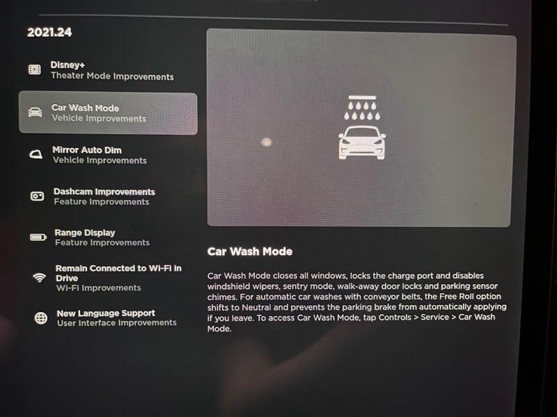 2021 24 software update 2