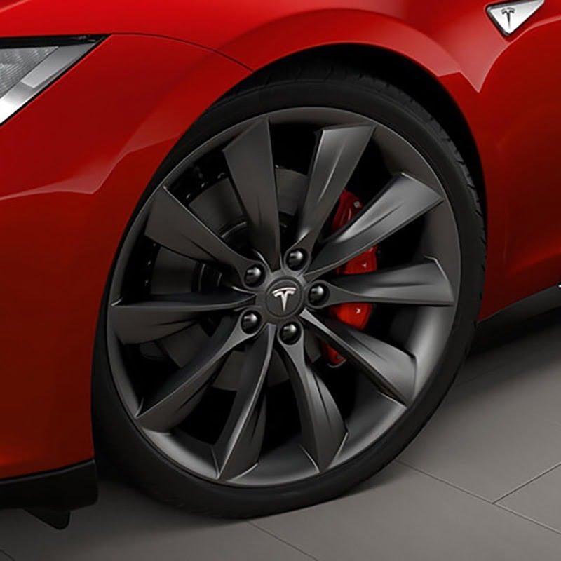 Tesla model s brake calipers
