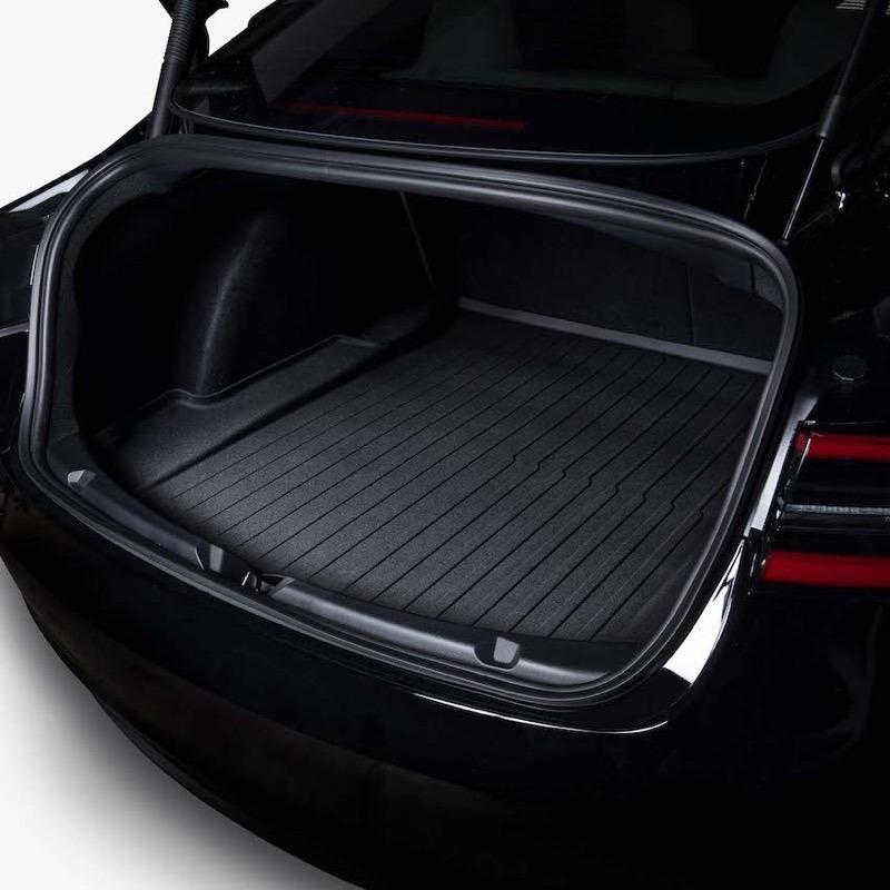 Tesla model 3 all weather rear trunk